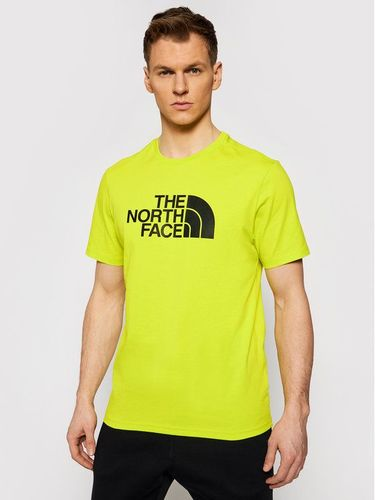 The North Face T-Shirt Easy Tee NF0A2TX3JE31 Zielony Regular Fit 129.00PLN