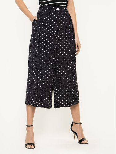 Pinko Kuloty Crembrule PE 20 BLK01 1G14RM Y63A Czarny Relaxed Fit 459.00PLN