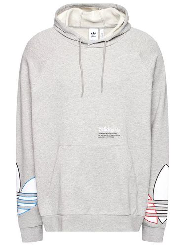 adidas Bluza Tricol Hoody GN3571 Szary Loose Fit 329.00PLN