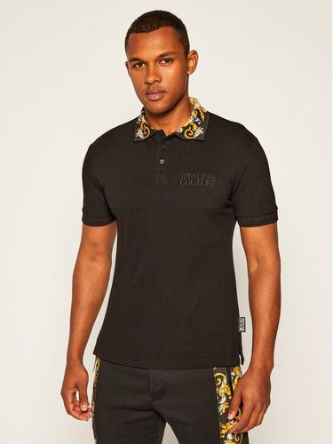Versace Jeans Couture Polo B3GZA74T Czarny Slim Fit 529.00PLN