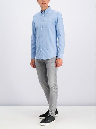 Pepe Jeans Jeansy Slim Fit Stanley PM200823 Szary Slim Fit 219.00PLN