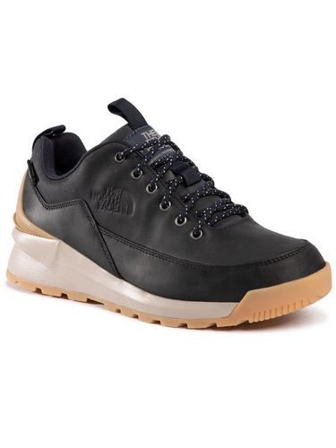 The North Face Sneakersy Back to Berkeley Low Wp NF0A4OBSV541 Granatowy 419.00PLN