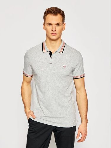 Guess Polo M1RP66 J1311 Szary Extra Slim Fit 189.00PLN