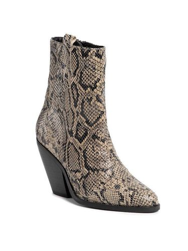 Pepe Jeans Botki Hampsted Snake PLS50363 Beżowy 429.00PLN