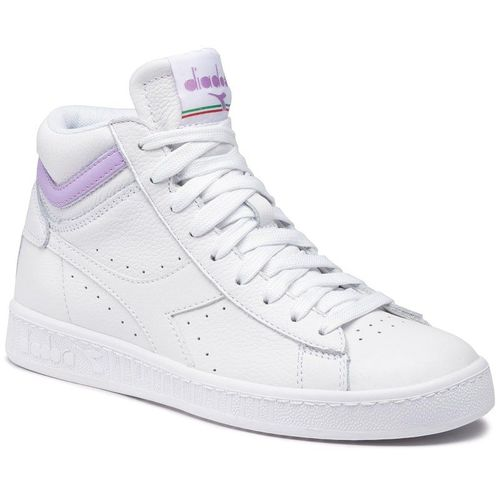 Sneakersy DIADORA - Game L High Optical 501.176728 01 C6657 White/Orchid Bloom 299.00PLN
