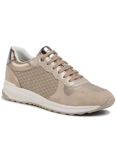 Geox Sneakersy A Airell A D022SA 0GN22 C6738 Złoty 319.00PLN