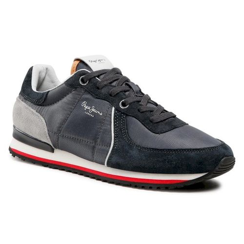 Sneakersy PEPE JEANS - Tinker City 21 PMS30728 Antracite 982 349.00PLN