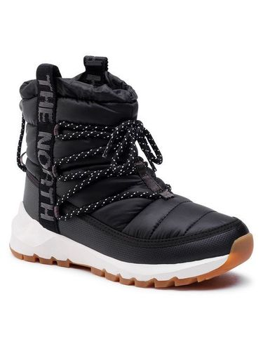 The North Face Śniegowce Thermoball Lace Up NF0A4AZGVD6 Czarny 449.00PLN