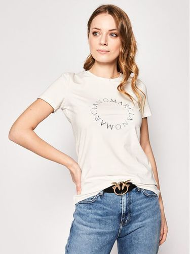 Marciano Guess T-Shirt Iced Logo Tee 0GG602 6808Z Beżowy Regular Fit 149.00PLN