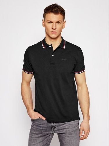 Geox Polo Sustainable M1210A T2649 F9000 Czarny Regular Fit 229.00PLN