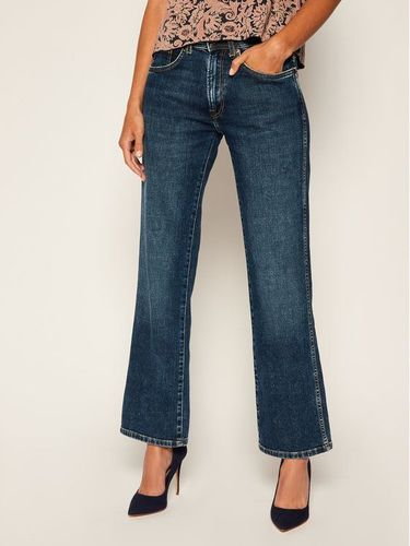 Pepe Jeans Jeansy Relaxed Fit PEPE ARCHIVE New Olympia PL203763D Granatowy Relaxed Fit 219.00PLN