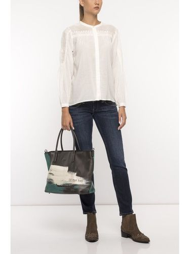 Pepe Jeans Jeansy Straight Leg PL200029H06 Granatowy Straight Fit 399.00PLN