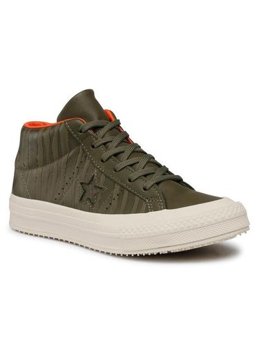Converse Sneakersy One Star Counter Climate Mid 158836C Zielony 359.00PLN