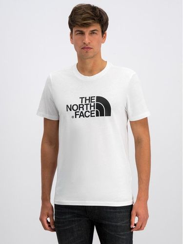 The North Face T-Shirt Easy NF0A2TX3FN4 Biały Regular Fit 99.00PLN
