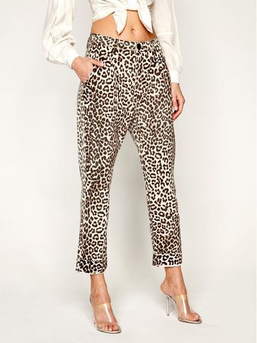 One Teaspoon Jeansy Relaxed Fit Animal Steetwalkers 23062 Brązowy Relaxed Fit 389.00PLN